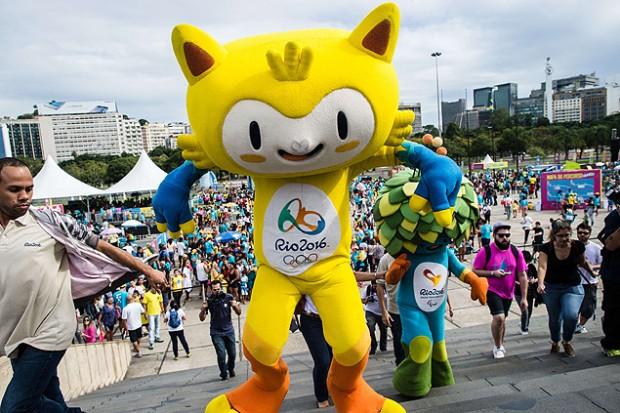 A mascote dos Jogos Olímpicos do Rio-2016, Vinicius