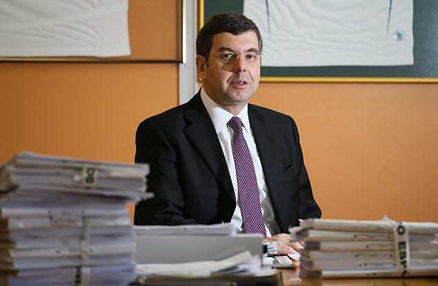 O ministro interino do Esporte, Ricardo Leyser (Crédito: Sergio Lima - 28.jan.2015/Folhapress)