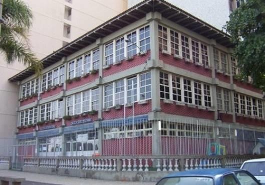 Escola Municipal Cícero Penna, em Copacabana (Divulgação)